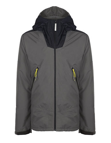 BENCH Regular Fit Vidicont Hooded Jacket