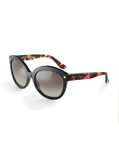 13439cc3e40 883121939349. Salvatore Ferragamo Oversized Tortoise Shell Sunglasses