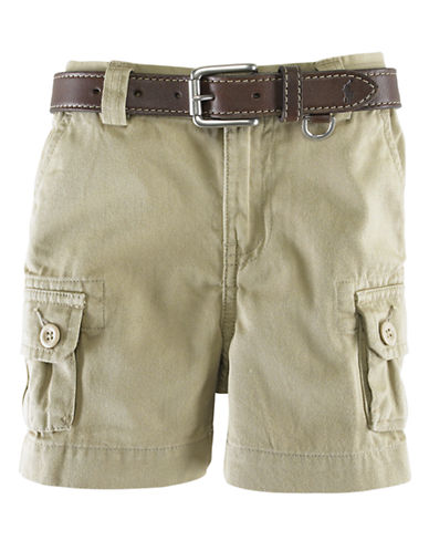 RALPH LAUREN CHILDRENSWEAR Boys 2-7 Gellar Cargo Shorts