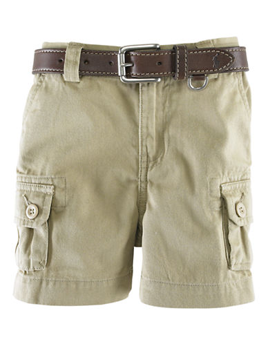 RALPH LAUREN CHILDRENSWEAR Boys 8-20 Cargo Shorts