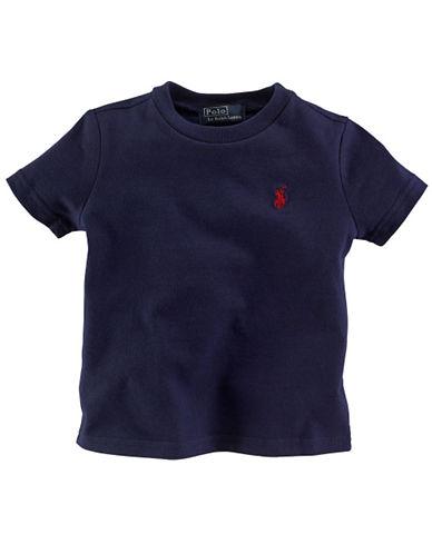 RALPH LAUREN CHILDRENSWEARBoys 2-7 Crew-Neck T-Shirt