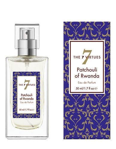 THE 7 VIRTUES Patchouli Of Rwanda Eau de Parfum/1.7 oz.