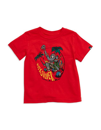 QUIKSILVERBoys 2-7 Graphic Tee
