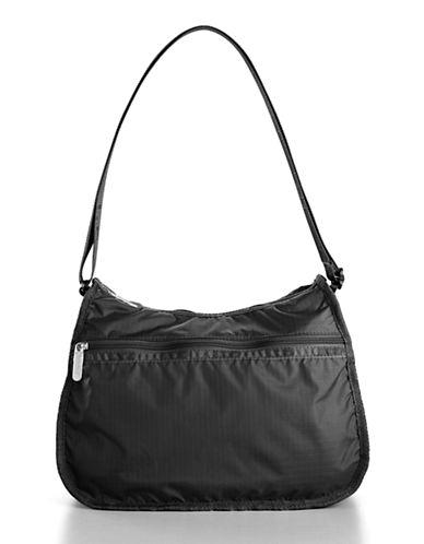 LESPORTSACPlus Classic Nylon Hobo Bag