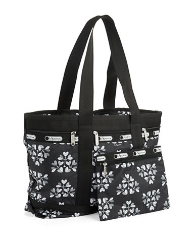 LESPORTSACPlus Medium Printed Travel Tote Bag