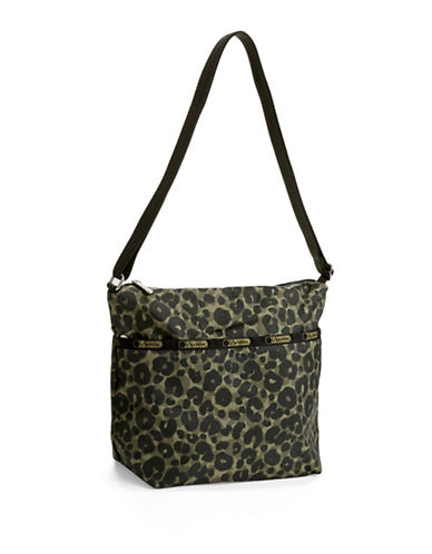 LESPORTSACPlus Small Cleo Crossbody Bag