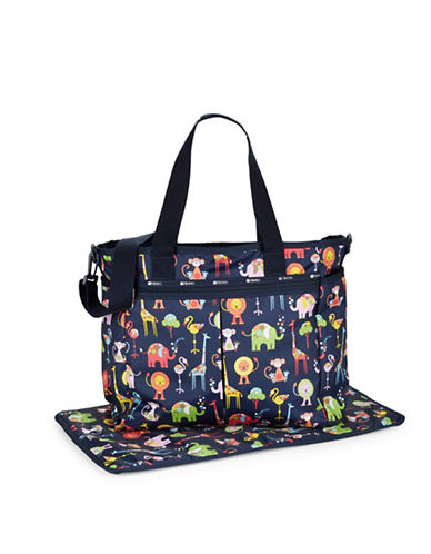lesportsac female  ryan patterned baby bag