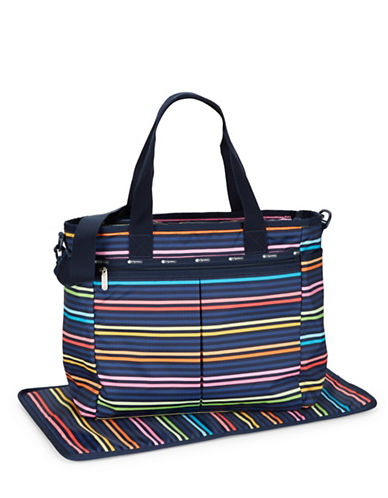 lesportsac female 46024 ryan patterned baby bag