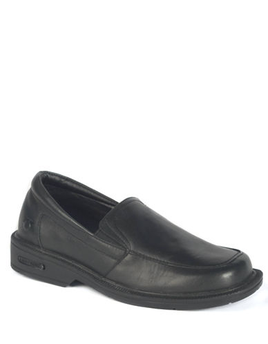 KENNETH COLE REACTIONPrep Talk Leather Loafers