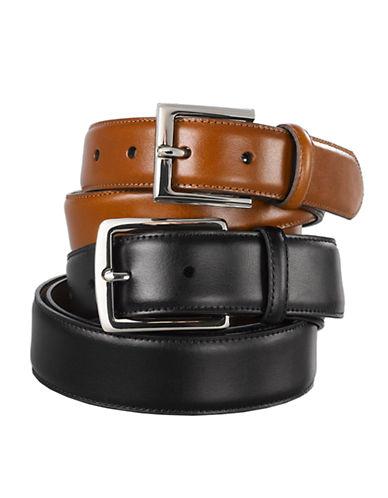 LAUREN RALPH LAURENGenuine Leather Dress Belt