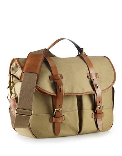 POLO RALPH LAURENCanvas Messenger Bag