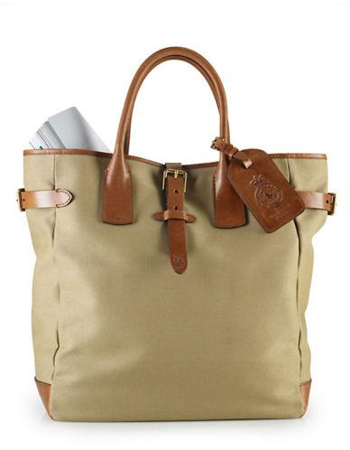 POLO RALPH LAURENCanvas Tote Bag