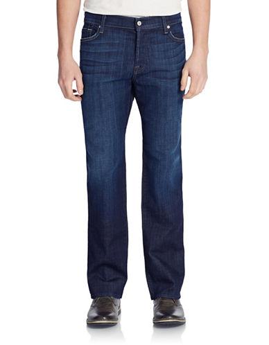 7 FOR ALL MANKINDStandard Straight-Leg Jeans