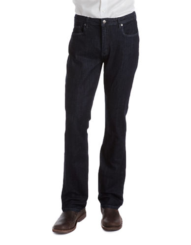 KENNETH COLE NEW YORK Straight-Leg Jeans