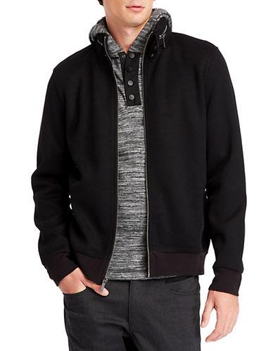 Kenneth Cole New York Stowaway Hood Jacket