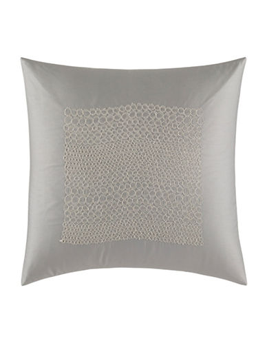 vera wang female lace embroidered pillow