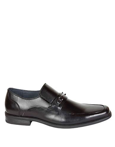 STEVE MADDENRoddey Leather Loafers