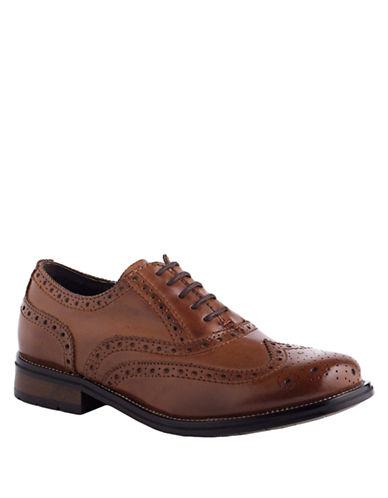 STEVE MADDENEhin2 Leather Oxfords