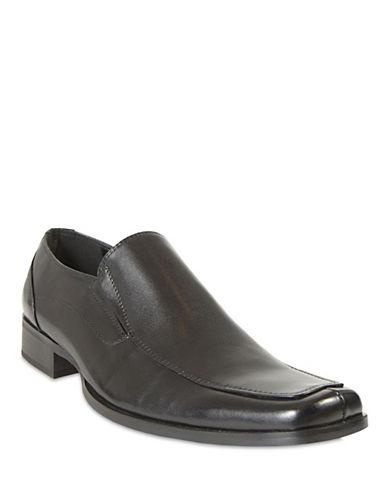 STEVE MADDENEvente Leather Loafers