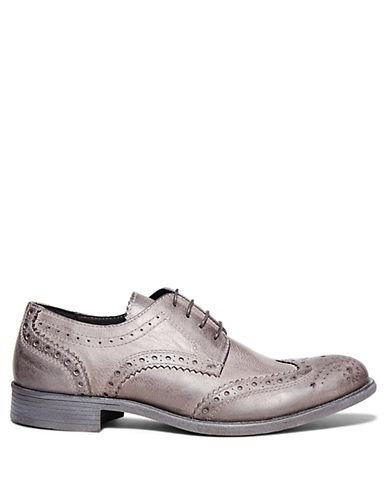STEVE MADDENNeville Leather Brogue Oxfords