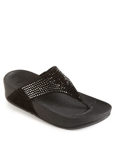 fitflop womens flare toning thong sandal ????