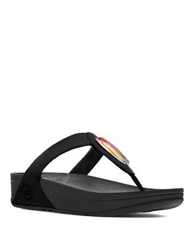 FITFLOPChada TM Leather Sandals