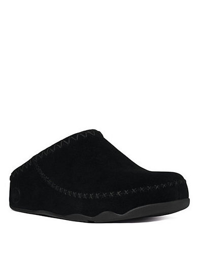 FITFLOP Gogh TM Suede Moccasins