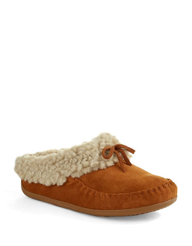 FITFLOP The Cuddler Snugmoc TM Wool Moccasin Slippers