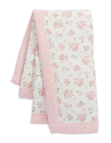 LITTLE MEFloral Patterned Blanket