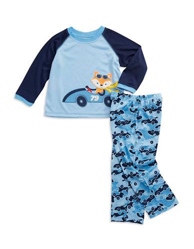 Toddler Boys Racecar Pajamas