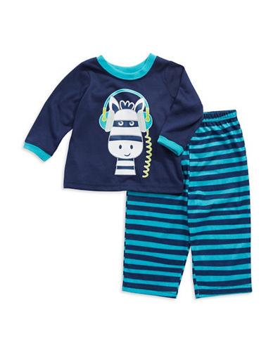 Funny Zebra Pajama Set for Toddler Boys