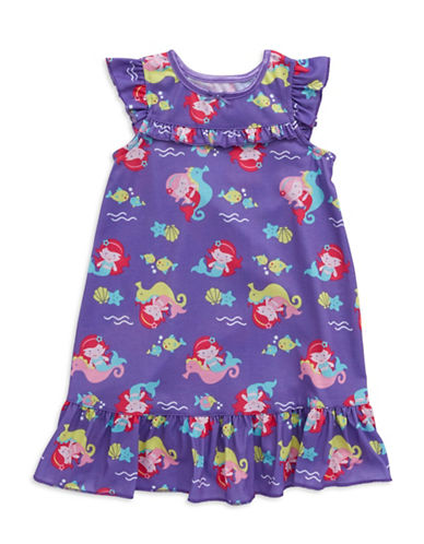 Little Me Mermaid Nightgown