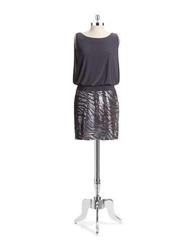 Shop Betsy & Adam online and buy Betsy & Adam Sequin Blouson Dress dress online