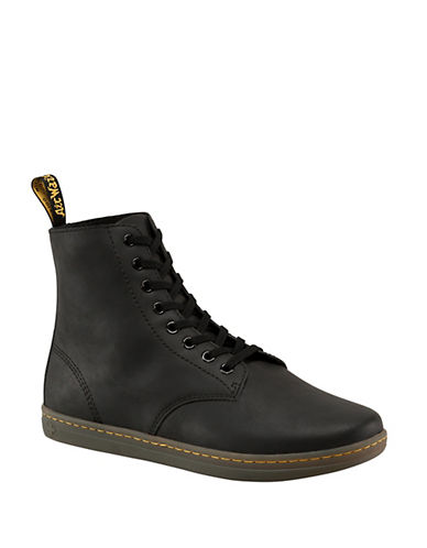 Shop Dr. Martens online and buy Dr. Martens Tobias Greasy Lamper Suede Boots shoes online