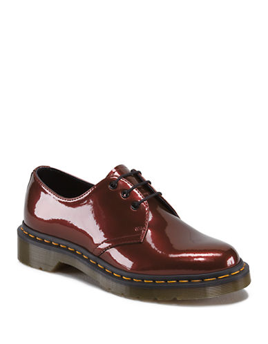 DR. MARTENS 3 Eyelet Gibson Shoes