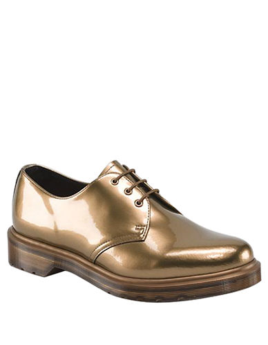 DR. MARTENS1461 Spectra Patent Leather Oxfords