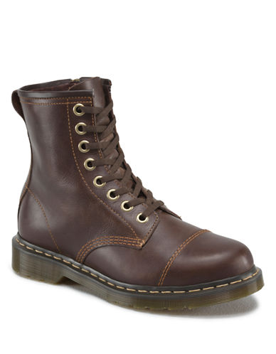 DR. MARTENSMace Leather Ankle Boots