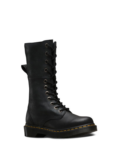 dr martens female 188971 hazil leather boots