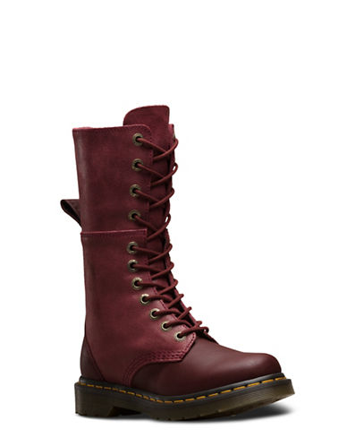dr martens female 250968 hazil leather boots