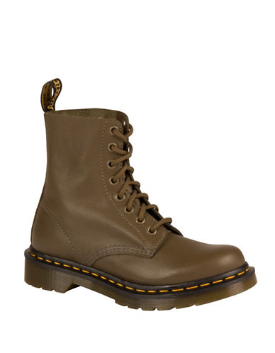 dr martens female 227429 pascal leather boots