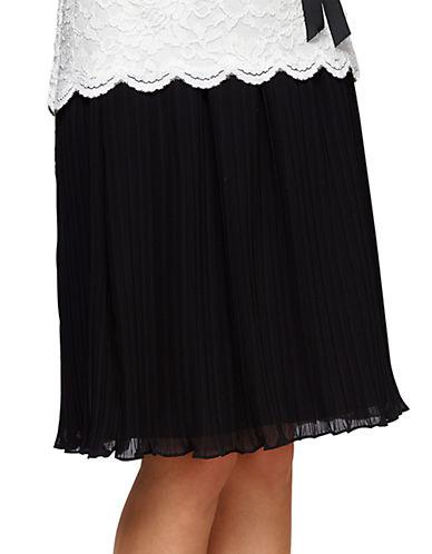 ALEX EVENINGSPleated Skirt