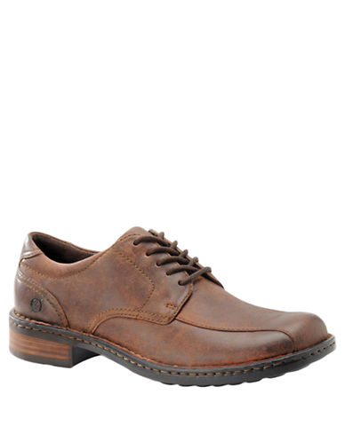 BORN SHOE Nathaniel Leather Oxfords