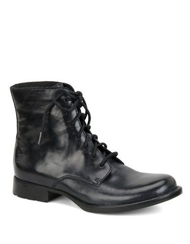 BORNOrlene Leather Ankle Boots