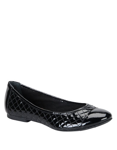BORN Riley Patent Leather Flats