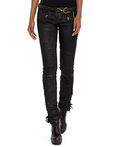 POLO RALPH LAURENTompkins Coated Stretch Jean