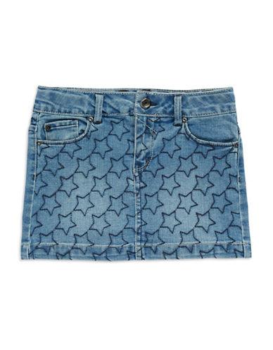 DKNYGirls 7-16 Star Accented Denim Skirt