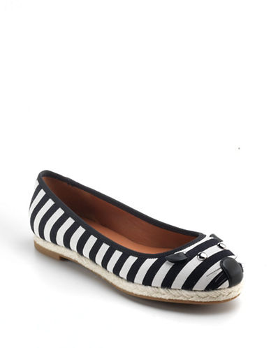 MARC BY MARC JACOBSStriped Mouse Flats