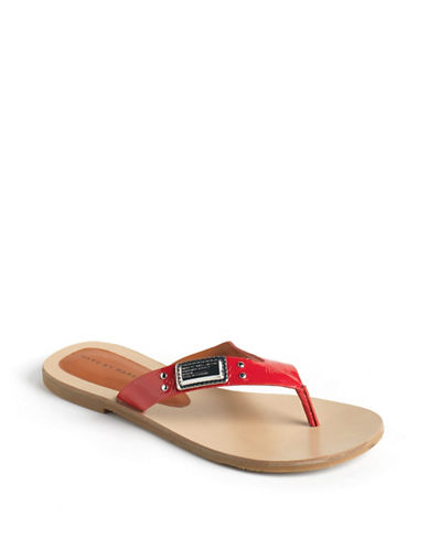 MARC BY MARC JACOBSEmbellished Thong Sandals