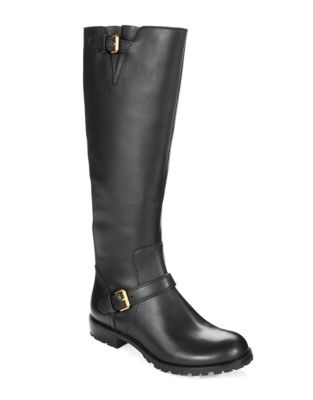 Marc By Marc Jacobs Leather Riding Boots