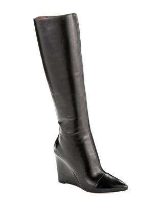 Marc By Marc Jacobs Knee-High Wedge Boots